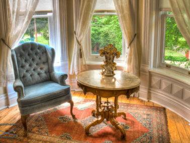 Romeo & Juliet Suite, Shakespeare Chateau Inn Bed & Breakfast
